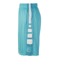 Nike Elite Stripe Men's Basketball Shorts - Gamma Blue