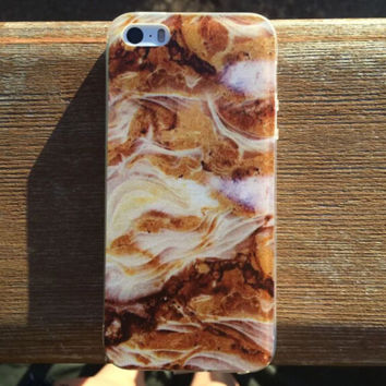 Vintage Marble iPhone 5s 6 6s Plus Case Cover