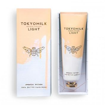 TokyoMilk Light Shea Butter Handcreme - Awaken Within