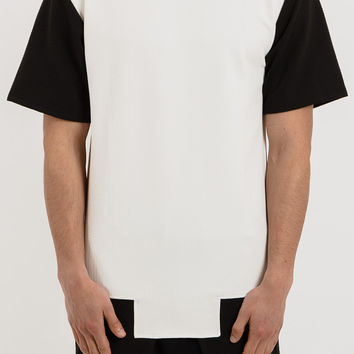 TS110 Colourblind Oversized Tee - Monochrome