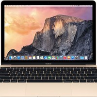 12-inch MacBook 512GB - Gold