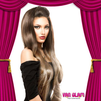 Classic Custom Ombre Hair Extensions