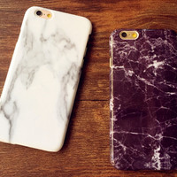 Unique Marble Iphone 6 6S Plus Cases