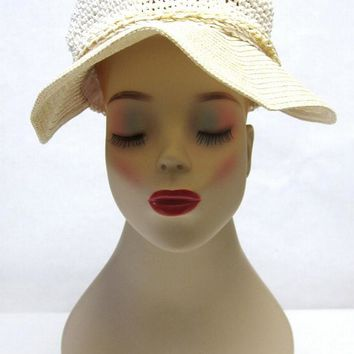 Crushable Cool Summer Cap Hat With Visor