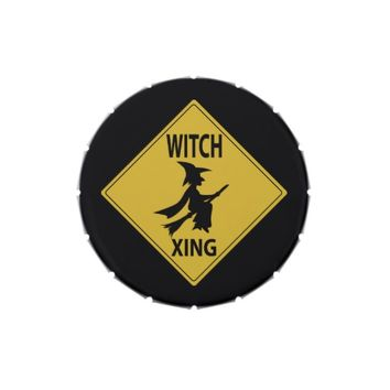 Witch Xing Candy Tin