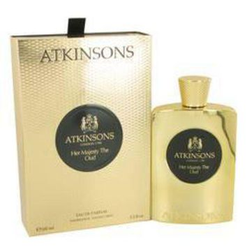 ac spbest Her Majesty The Oud Eau De Parfum Spray By Atkinsons