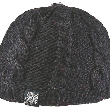 Bula Aran Knit Beanie Merino Wool Blend Multiple Colors