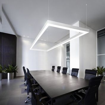 LED modular pendant lamp NEW PROFILE SYSTEM New Profile System Collection by PANZERI
