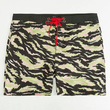 ASPHALT YACHT CLUB Tiger Mens Boardshorts