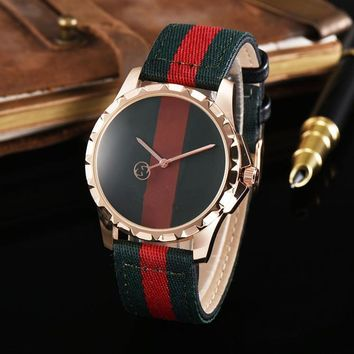 Gucci Designer's Trendy Awesome Stylish Casual Watch [3483190788168]