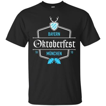 Oktoberfest Munich Bavaria German Beer Festival Shirt