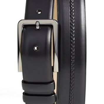 Mezlan 'Parma' Leather Belt,