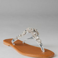 PREEMA JEWELED SANDAL