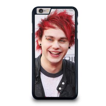 five seconds of summer michael clifford 5sos iphone 6 6s plus case cover  number 1
