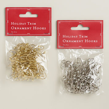 Ornament Hooks,  Set of 2 - World Market