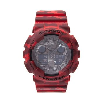 Casio G-Shock GA100CM Analog Watch