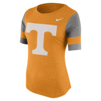 Nike Stadium Fan (Tennessee) Women's Top Size Large (Orange)