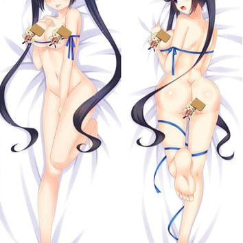 New Hestia - DanMachi Anime Dakimakura Japanese Pillow Cover MGF-55030 ContestOneHundredTwentyOne18