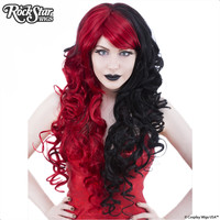 Cosplay Wigs USA™ Character  DC Comics - Harley Quinn -00049