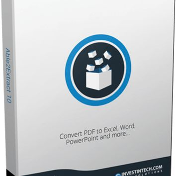 Able2Extract PDF Converter 10 Crack & Serial Key DownloadSnapCrack