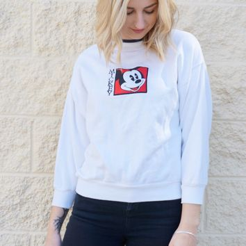 Little Mickey Vintage Sweatshirt