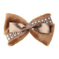 Star Wars Chewbacca Faux Fur Cosplay Bow