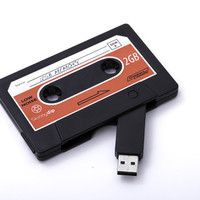 Get The Best USB Flash Drive With This Unique Usb Cassette Tape   Skinnydip London