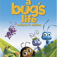 Disney Pixar: A Bug's Life - Collector's Edition - 2-Disc DVD (Pre-owned)
