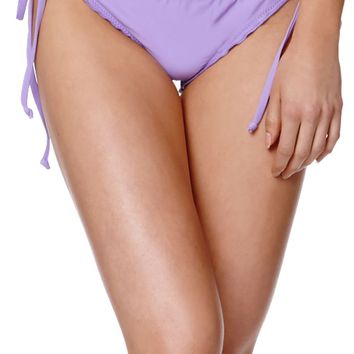 Kandy Wrappers Curly Sue Bikini Bottom - Womens Swimwear