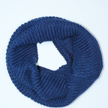 Knit From Luxury Infinity Scarf