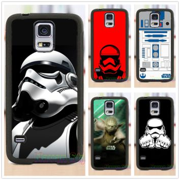 Death Star Clone Trooper Star Wars phone case cover for Samsung Galaxy S3 S4 S5 s6 s7 s6 edge s7 edge Note 3 Note 4 Note 5 &vv13