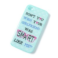 Don't You Wish Cover for iPhone 4 & 4S  | Claire's