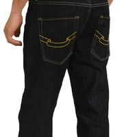 Lawless Washed Denim Pants