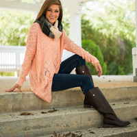 The Twilight Sweater, Pink