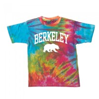 Cal Bears Crazy Tie Dye Tee - Tees & Tanks - Men - Clothing
