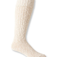 Women's Cotton Ragg Knee-High Boot Socks: Socks | Free Shipping at L.L.Bean