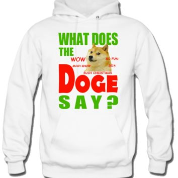 What Does The Doge Say - Such Christmas