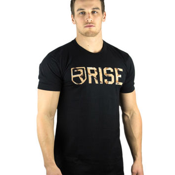 Rise Athlete shirt - Rise Gym Gear
