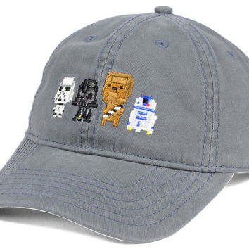 Star Wars 8 Bit Dad Hat | lids.com