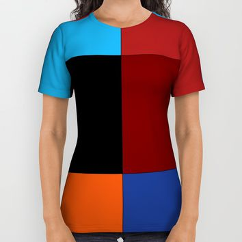 Chateau All Over Print Shirt by Liberation's | Society6