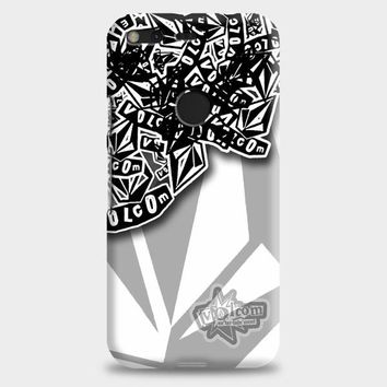 Volcom Inc Apparel And Clothing Stickerbomb Google Pixel Case
