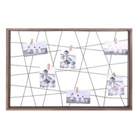 Crystal Art Gallery Wood & Wire Multi Picture Holder | Nordstrom