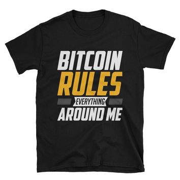 Bitcoin Rules Everything Around Me