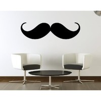Mustache Wall Decal: Everything Else