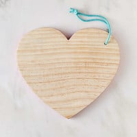 Heart Cutting Board | Urban Outfitters