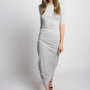 Draped Mila Dress