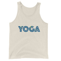Yoga Power Unisex Tank Top