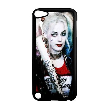 Harley Quinn Beauty iPod Touch 5 Case