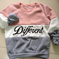 Different Crewneck