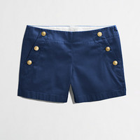 "Factory 4"" nautical stretch chino short - chino - FactoryWomen's Shorts - J.Crew Factory"